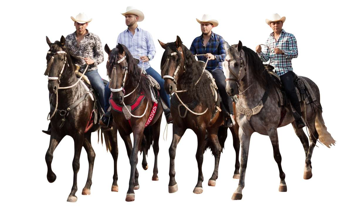 Norteno group Calibre 50 will play the San Antonio Stock Show & Rodeo in February.