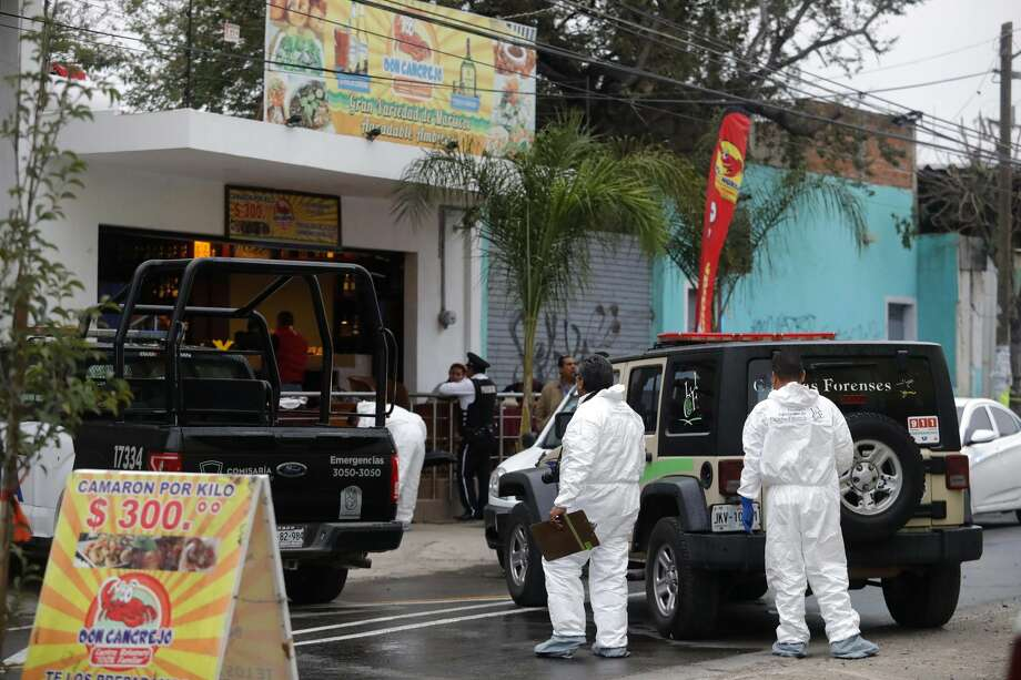 Deadly Cartel Power Struggle Continues In Mexico As 7 Executed While