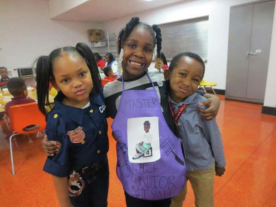 Students at Unity Lutheran Christian in East St. Louis. Photo: For The Telegraph