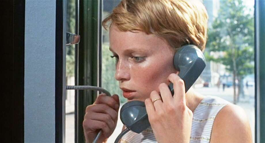 "Mia Farrow stars in ""Rosemary's Baby"" which is celebrating its 50th anniversary. Photo: Paramount Pictures /Contributed Photo"