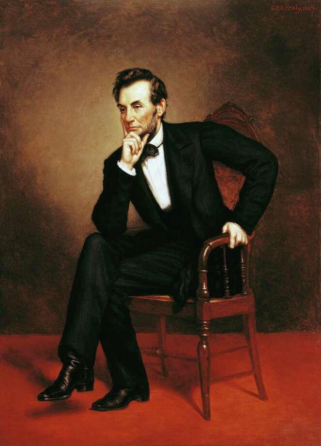 Portrait of Abraham Lincoln Photo: De Agostini /Getty Images / De Agostini Editorial