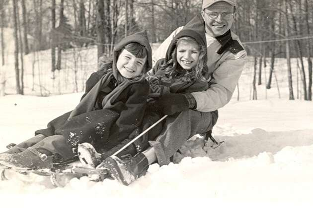 """""""Winter Fest!"""" is planned for Feb. 16 and 19 at the Fairfield Museum and History Center. Admission and activities are free. Above is a vintage photo from the museum's collection."""