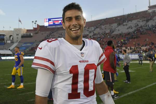 f437cb372 Forecast for 49ers and Garoppolo  sunny and optimistic - SFChronicle.com