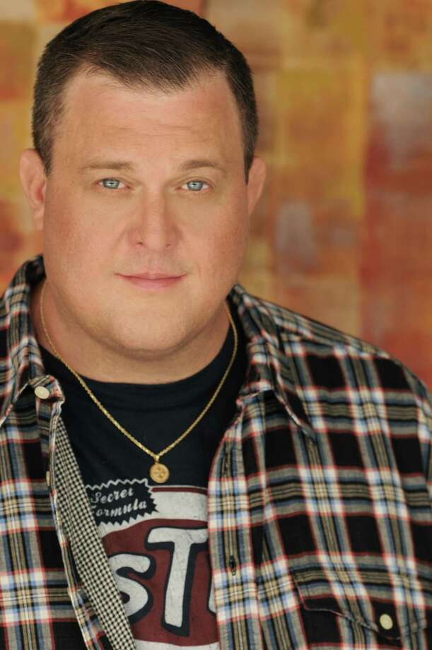 Billy Gardell brings his stand-up act to the Ridgefield Playhouse on Feb. 17. Photo: Billy Gardell / Contributed Photo