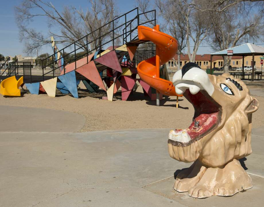 Dennis the Menace Park will be renovated.  02/09/18 Tim Fischer/Reporter-Telegram Photo: Tim Fischer/Midland Reporter-Telegram