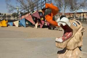 Dennis the Menace Park will be renovated.  02/09/18 Tim Fischer/Reporter-Telegram