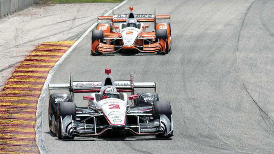 An added test session on Aug. 3 will give IndyCar two stops at Gateway Motorsports Park in August prior to the Bommarito Automotive Group 500 set for Aug. 26. Photo: Photo Courtesy LAT Photographic