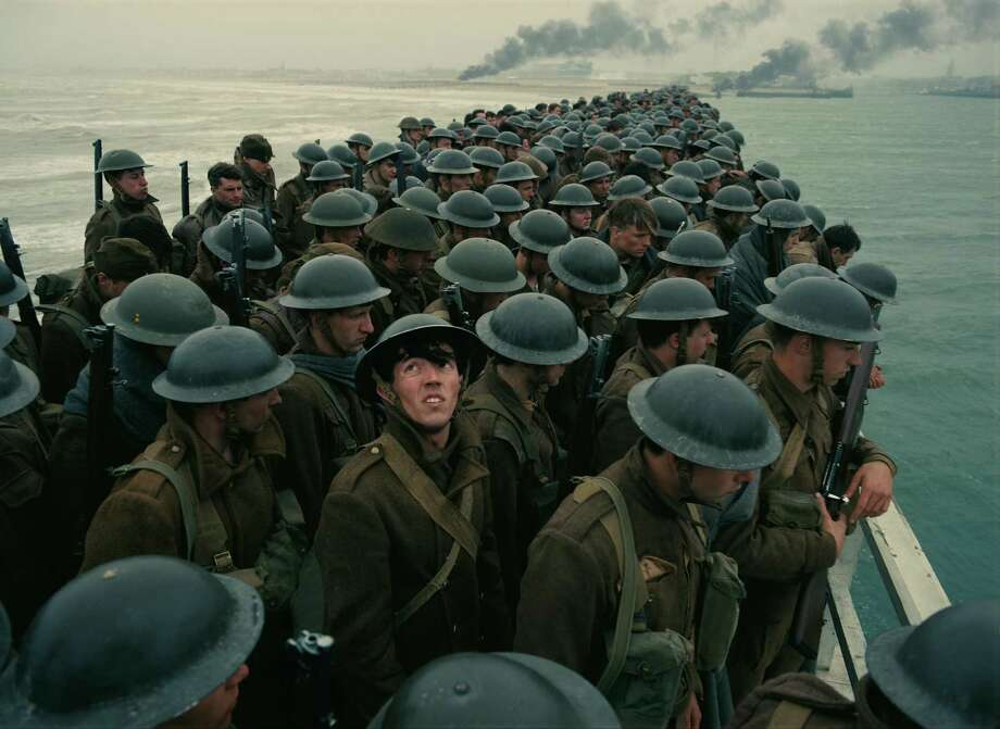 "Christopher Nolan's ""Dunkirk"" returns to the Maritime Aquarium at Norwalk's IMAX screen on Friday and Saturday evenings through March 3. Photo: Warner Bros. Pictures / TNS / Contributed Photo / Los Angeles Times"