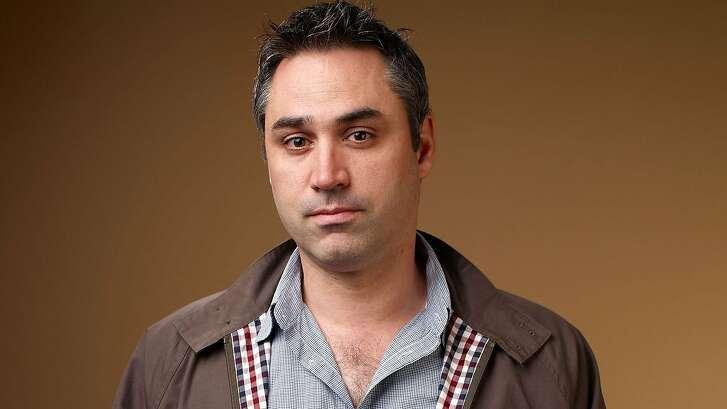 """Alex Garland, director of """"Annihilation"""""""