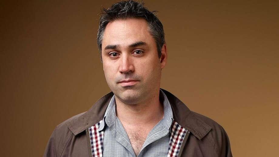 "Alex Garland, director of ""Annihilation."" Photo: Paramount Pictures"