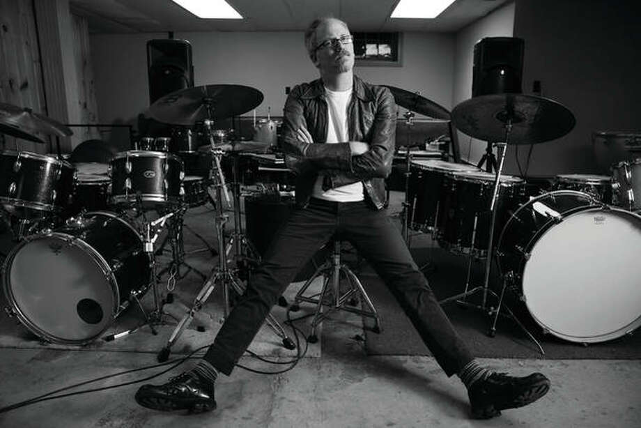 Blake Fleming, drummer of the local 1990s' cult-icon rock band Dazzling Killmen, and founding member of Grammy Award-winning The Mars Volta, will hold a free, open-to-the-public performance/educational drum clinic Saturday. Not only is Fleming known for creating innovative and creative drum parts for bands such as The Mars Volta, Laddio Bolocko and Dazzling Killmen, he also has been teaching privately for 30 years. Photo: For The Telegraph