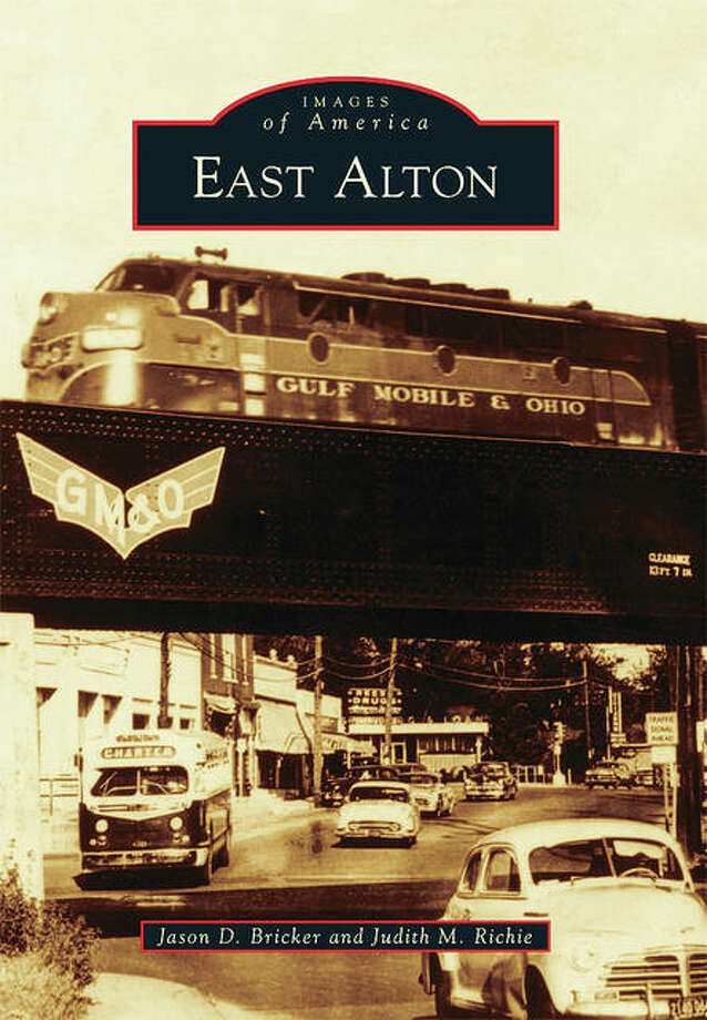 "All profits and royalties from sales of ""Images of America East Alton,"" by Jason D. Bricker and Judith M. Richie, are being donated to the East Alton Historical Museum, 211 N. Shamrock St."