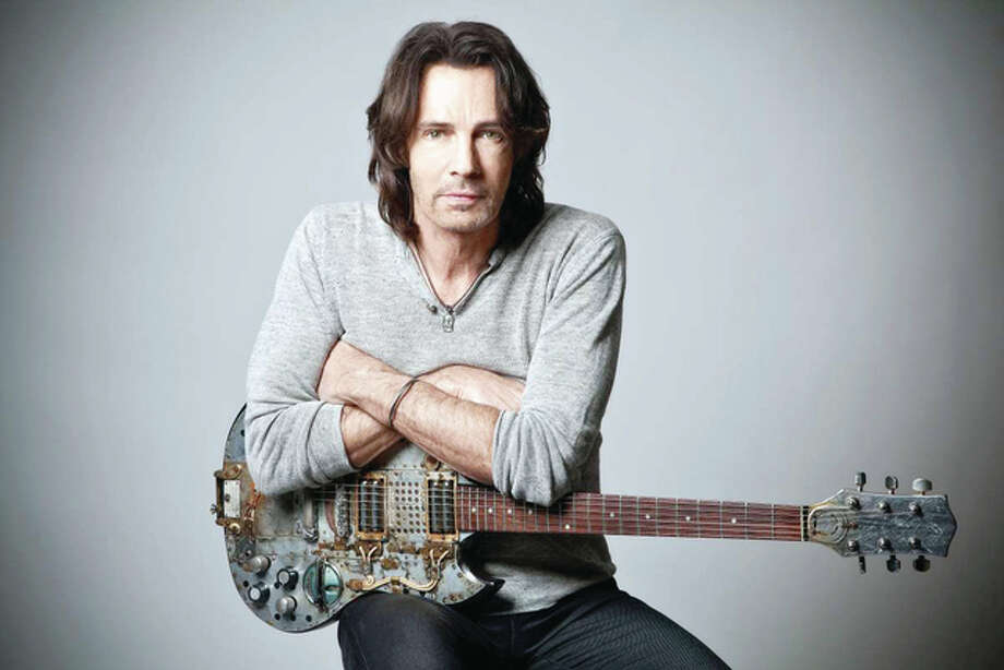 Musician Rick Springfield, with special guest Loverboy, will be in concert Oct. 14 in Springfield. Tickets go on sale Friday. Photo: Handout Photo