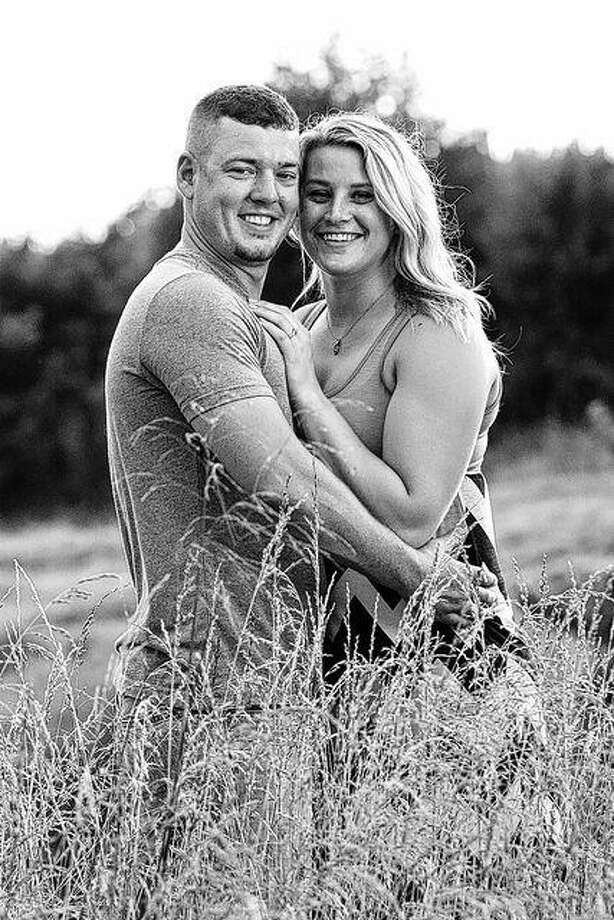 Engagement session for Megan Lawless & Cody Woods on family farm, rural Winchester/Jacksonville Saturday 25 June 2016 Photos by Steve of Warmowski Photography http://www.warmowskiphoto.com 217.473.5581 - 160625