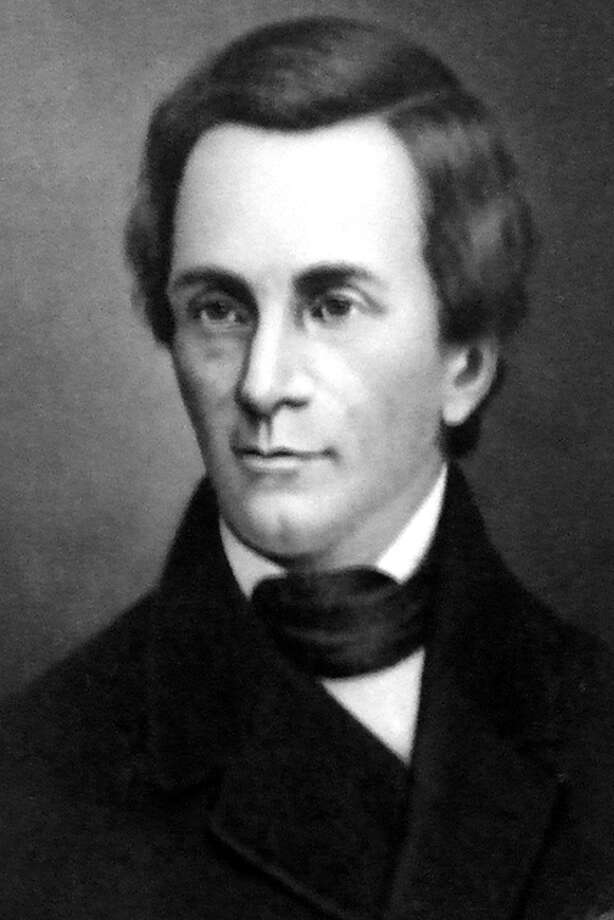 Thomas Ford was a one-term Illinois governor who was elected Aug. 1, 1842, and was sworn into office Dec. 8, 1842.