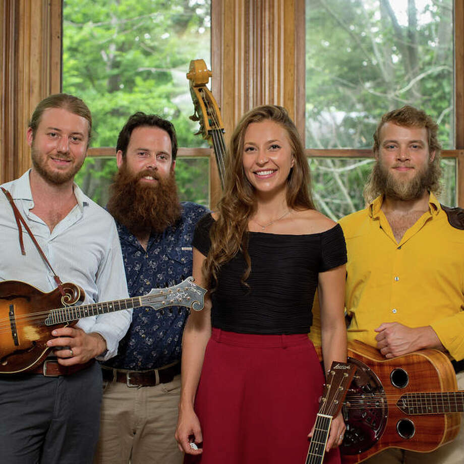 Lindsay Lou and the Flatbellys, one of six bands set to perform at this year's SamJam. Photo: For The Telegraph