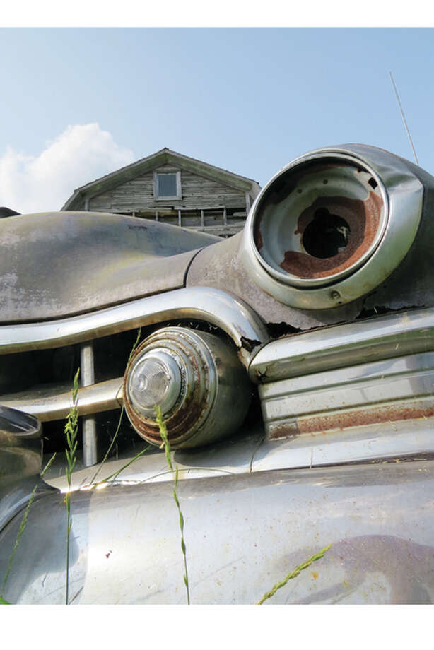 """Photographs by Christine Samoore, such as """"'52 Caddy and the Shack,"""" will be featured at The Soap Co. Coffee House and also at the Jacksonville Municipal Building during Friday night's Downtown Gallery Hop. Photo: Submitted Photo"""