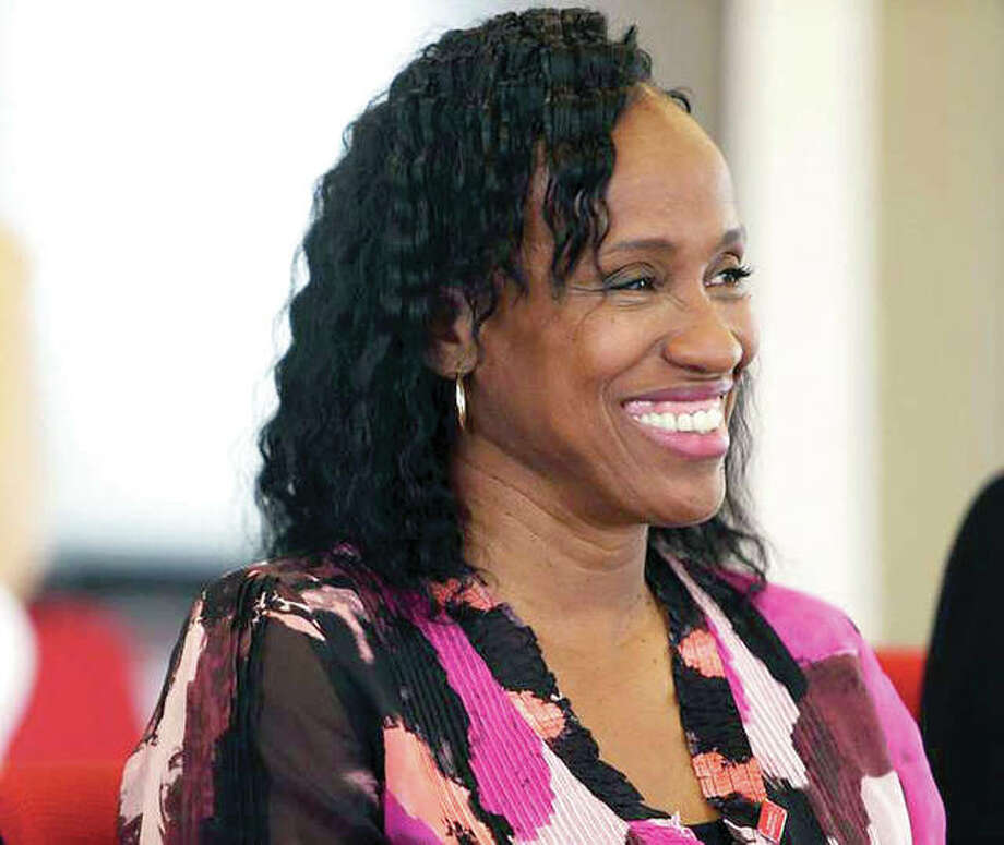 Jackie Joyner-Kersee has been selected to give the command to start engines for the Aug. 26 Bommarito 500 IndyCar race Gateway Motorsports Park. Photo: File Photo
