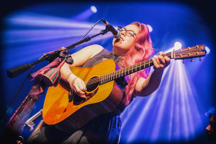 Singer, songwriter and guitarist Melody Walker performs with Front Country. Photo: J. Scott Shrader