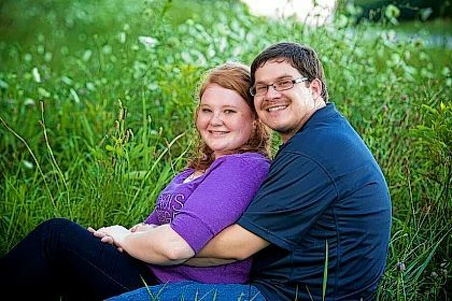 April Harmon & Tressman Goode, engagement session 23 July 2016 in Jacksonville Photos by Steve & Tiffany of Warmowski Photography http://www.warmowskiphoto.com 217.473.5581 160723