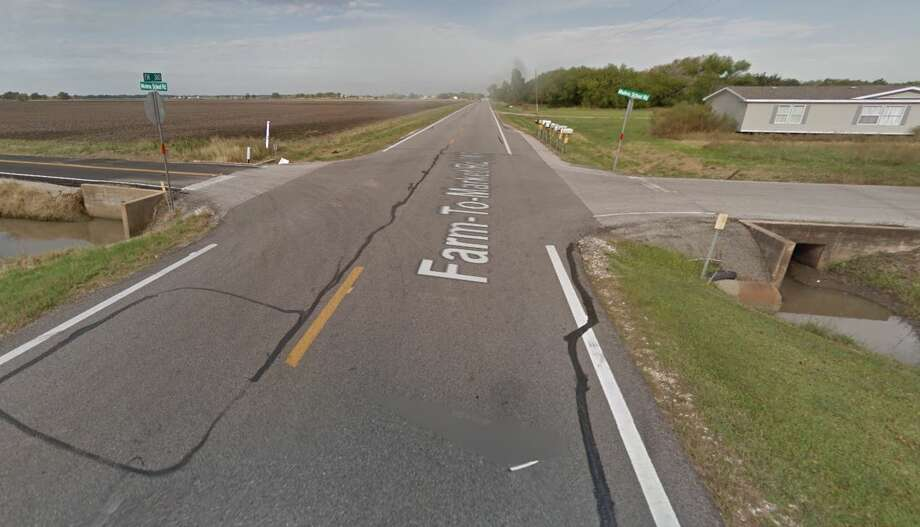 Crews are on scene of a fatal auto-pedestrian crash in rural Fort Bend County at the intersection of FM 360 and Modena School Road. Photo: Google Maps