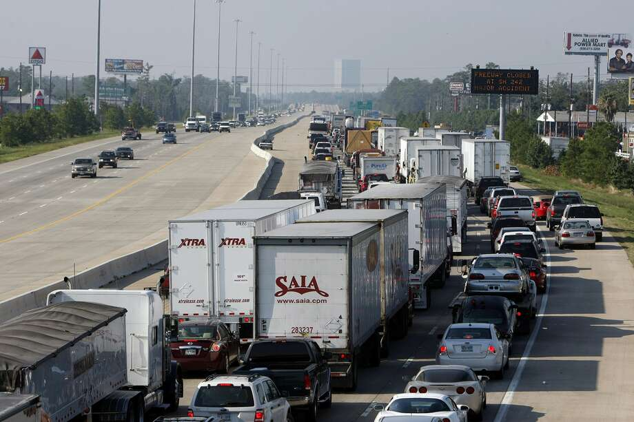 Worst traffic spots outside of HoustonWe asked readers for the most-hated intersections and traffic spots around Houston. See what hot spots they found, and let us know of any we missed in the comments. >>>See more for the worst traffic spots around Houston... Photo: Johnny Hanson/Houston Chronicle