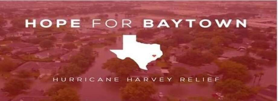 The Bethalto Church of God is collecting items and taking monetary donations this weekend from 11 a.m. to 6 p.m. Saturday and Sunday at the Bethalto Homecoming to take to Baytown, Texas. Photo: For The Telegraph