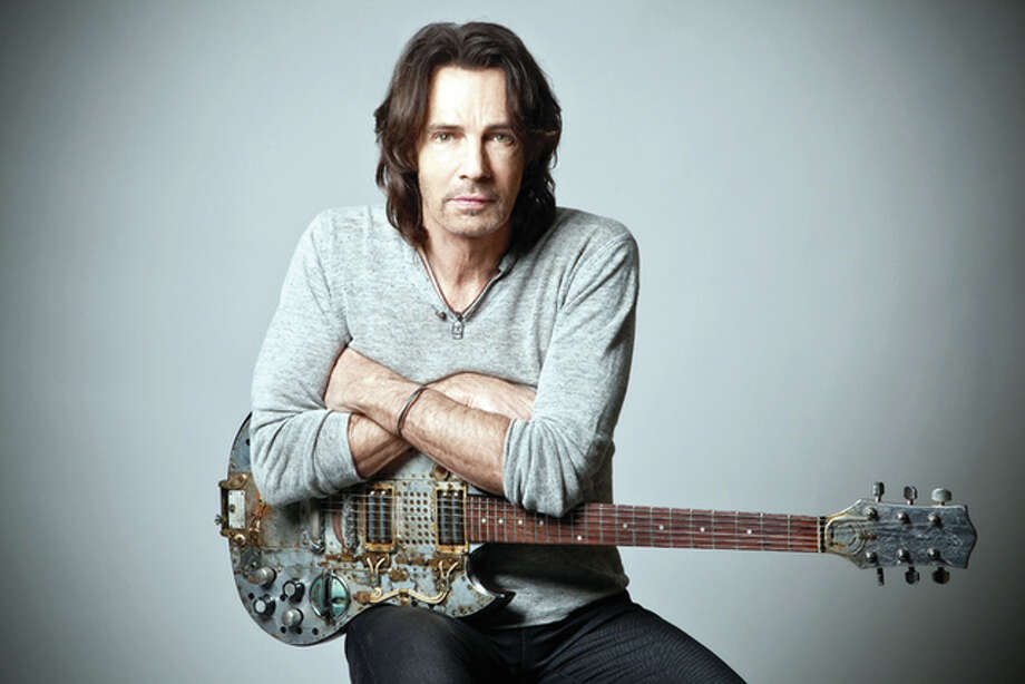 Rick Springfield and special guest Loverboy will be in concert Friday at Prairie Capital Convention Center. Photo: Handout Photo