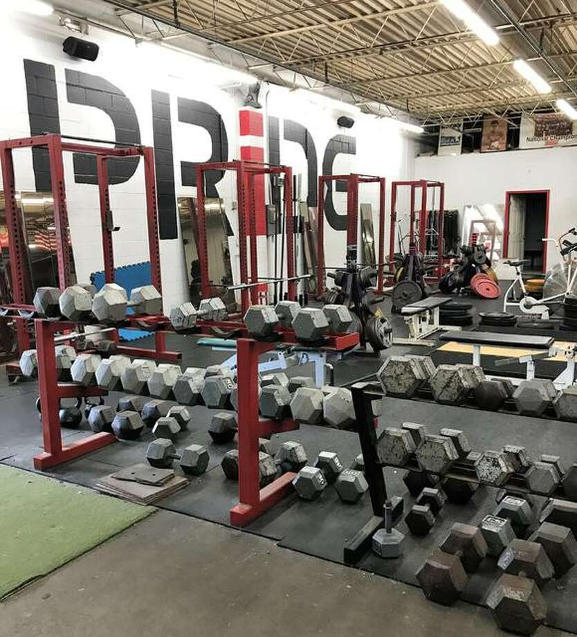 Pride Fitness physical fitness center in Wood River houses equipment for a people of all ages and fitness levels. Photo: Brittany Johnson|The Telegraph