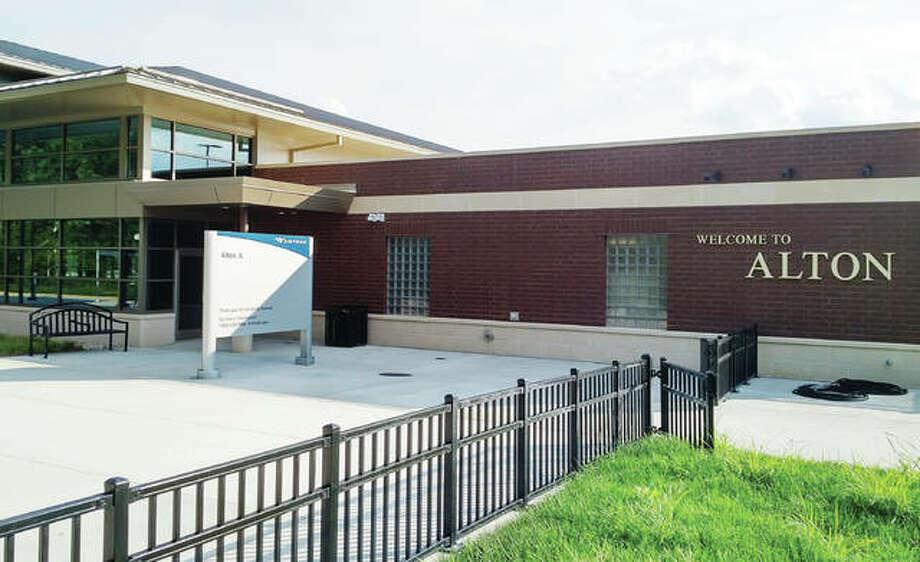 The new, Alton Regional Multi-Modal Transportation Center. Photo: The Telegraph