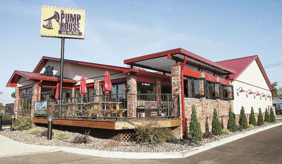 John Badman|The Telegraph The Pump House Bar and Grill in Wood River. FLUSH CUTLINE TO MATCH STORY.