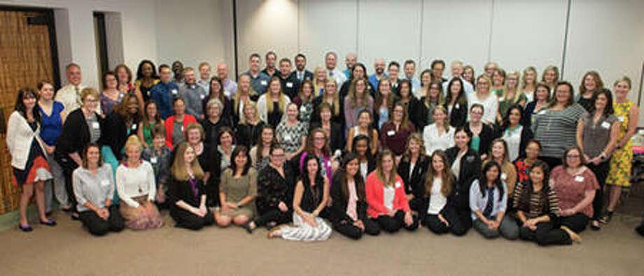 SON School of Nursing 100 Doctoral Candidates 08-23-17