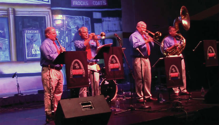 bljl1223 | YouTube The St. Louis Stompers jazz band performs at the Bix Jazz Festival in Davenport, Iowa, in 2015.