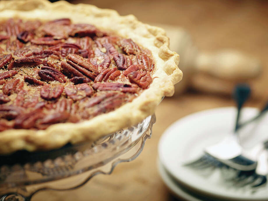 The Culinary Institute of America recommends ensuring that pecan pie finds a place on any Thanksgiving menu. Photo: Phil Mansfield | The Culinary Institute Of America | Associated Press