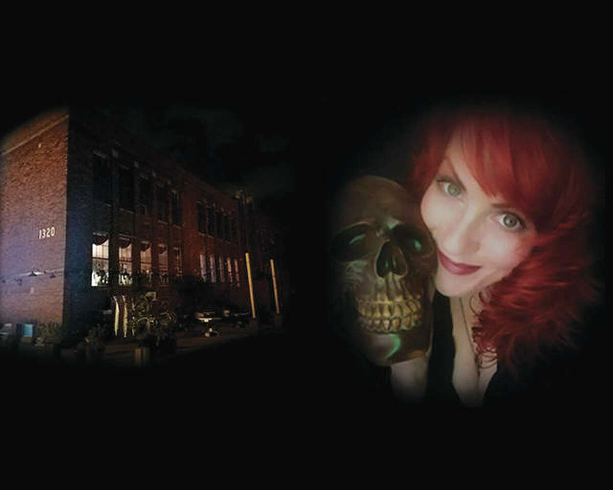 Psychic medium Missy Nichols, of St. Louis, started her own business, Taboo Paranormal, in Alton this past spring, once she decided she'd rather work according to her spiritual beliefs versus a group of paranormal investigators, which she worked with in her hometown prior to doing such work on her own. Taboo Paranormal also offers