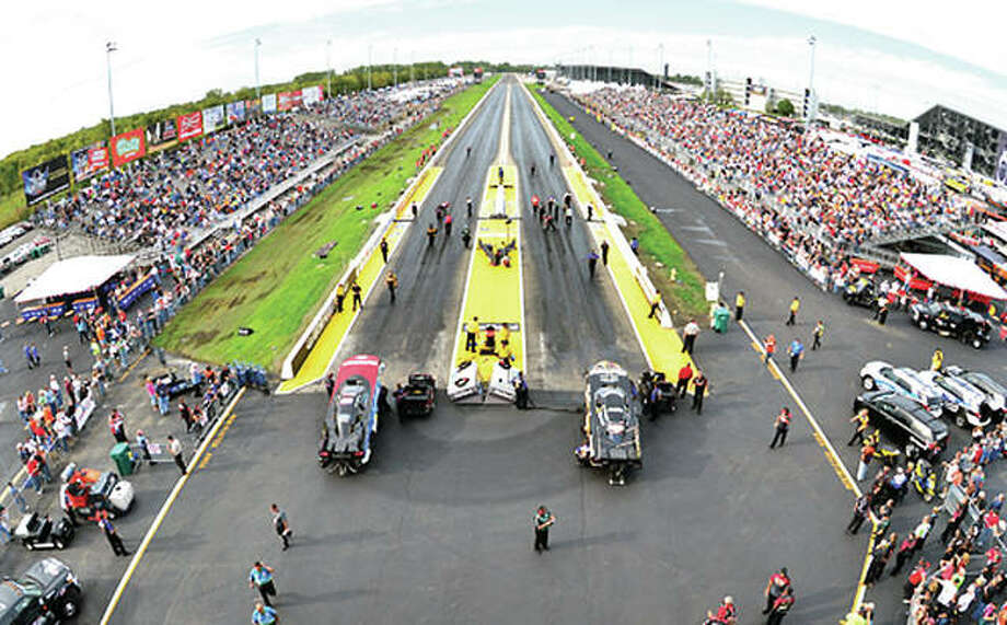 The NHRA Lucas Oil Drag Racing Series All American Hot Rod Showdown was completed over the weekend at Gateway Motorsports Park in Madison. Photo: NHRA File Photo