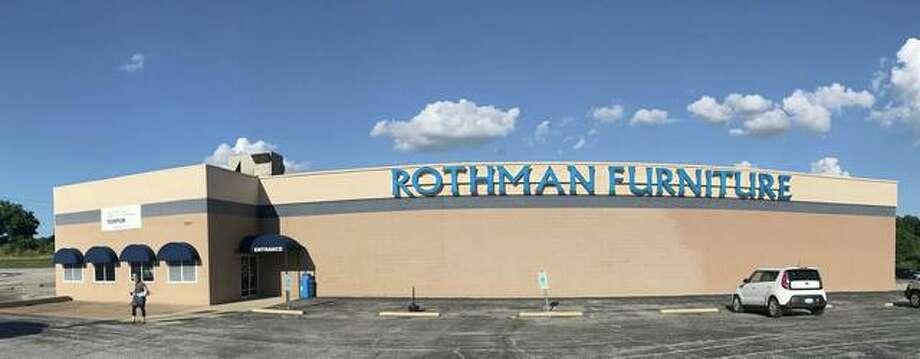 Alton's Rothman Furniture & Mattress location at at 3001 Washington Ave.