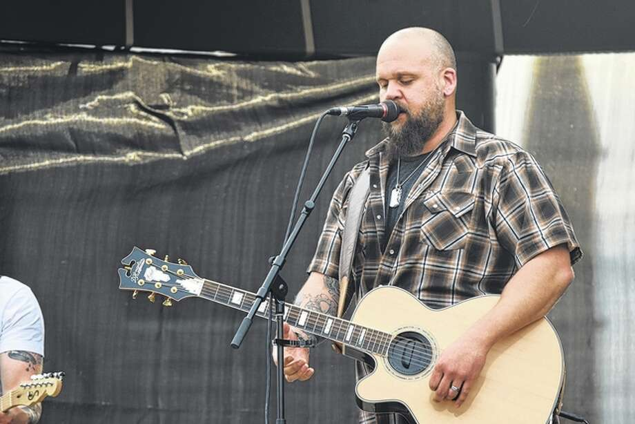 Benton Blount performs in June during the first concert of last year's Levitt Amp Music Series. Jacksonville Main Street has again received a $25,000 matching grant from the group to host a series of concerts this year.