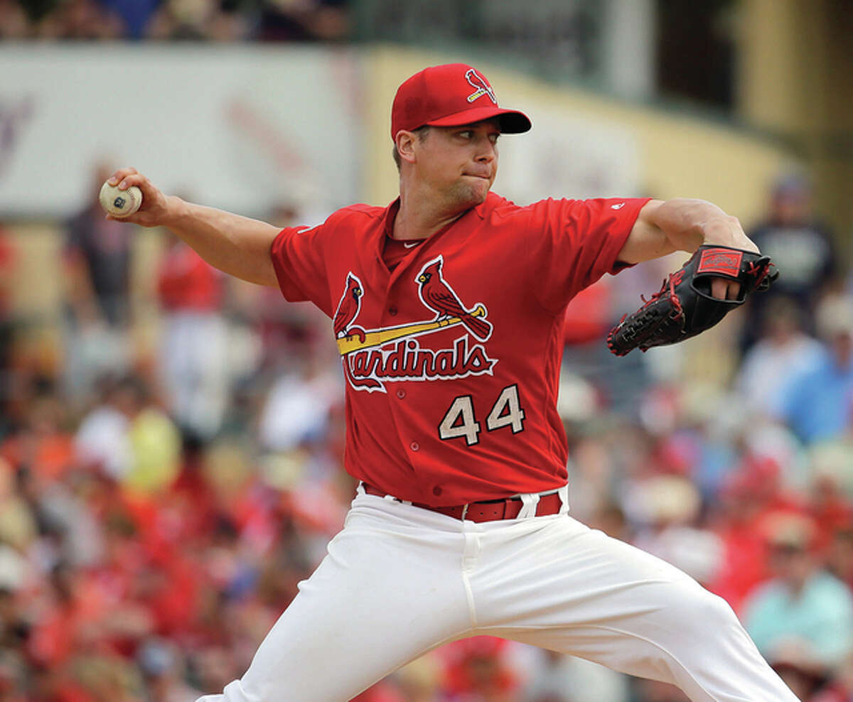 Relief pitcher Trevor Rosenthal, who recently underwent elbow surgery, was given his unconditional release by the St. Louis Cardinals Monday.