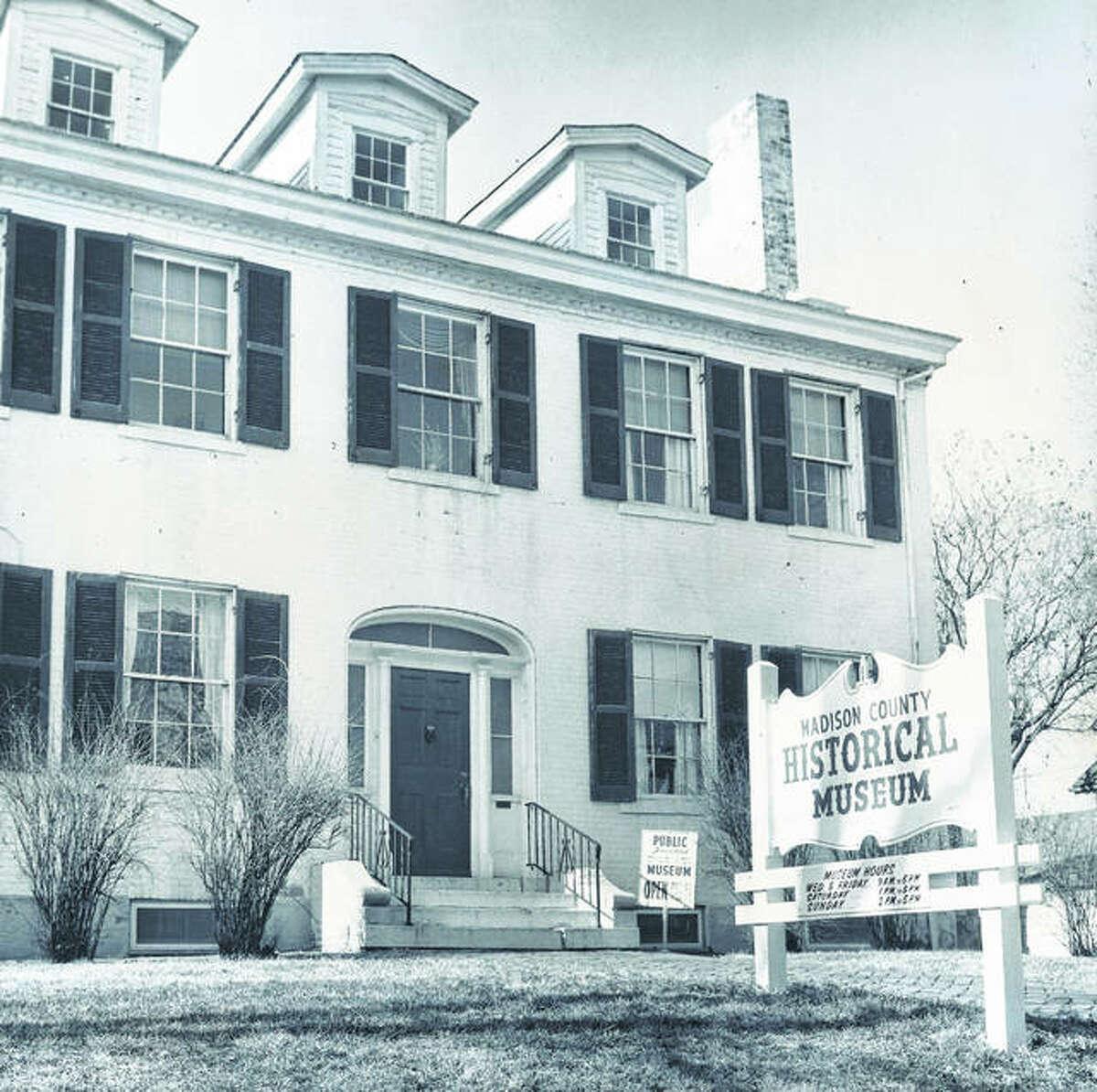 The 1836 Weir House.