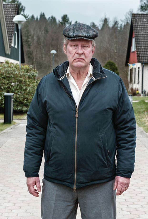 "Rolf Lassgård stars in ""A Man Called Ove."" Photo: Handout Photo"