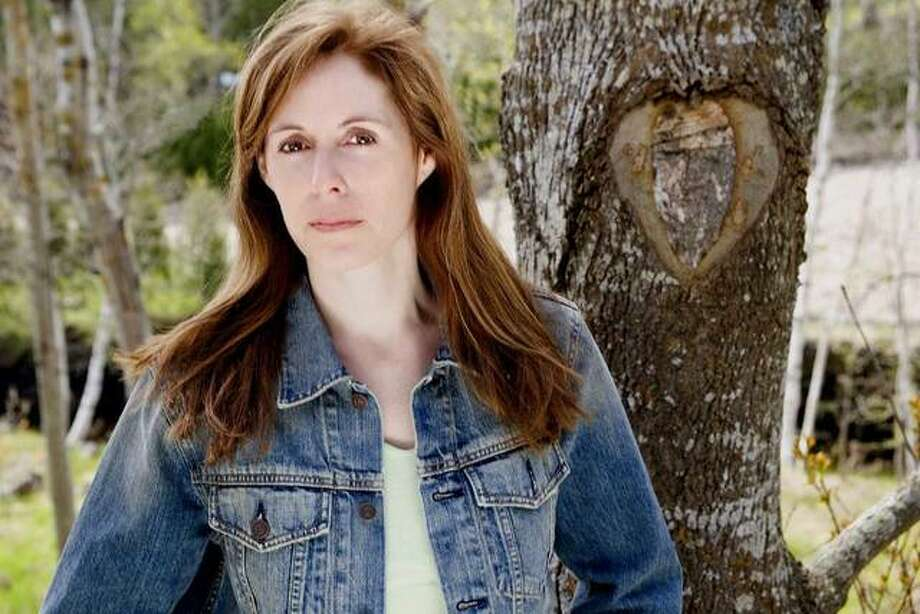 Laurie Halse Anderson will speak in LCCC's Reid Memorial Library at 10 a.m. and again at 1:30 p.m. Wednesday, Nov. 15. Photo: By Joyce Tenneson | For The Telegraph