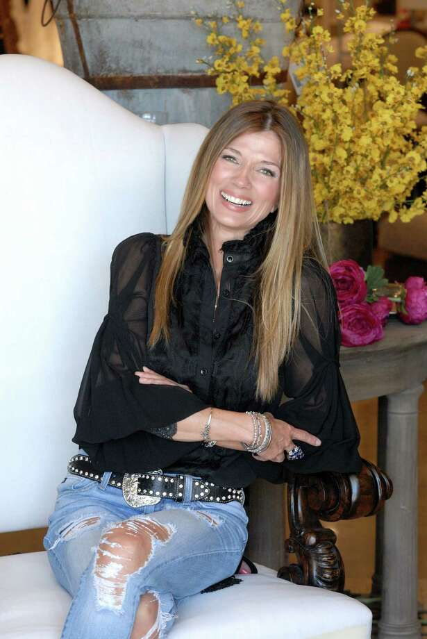 17 year design and furniture veteran artist Donna Dorrell. Photo: Courtesy Photo