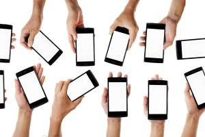 Cellphones should be campaign-free zones when it comes to texting that the phone owner pays for.