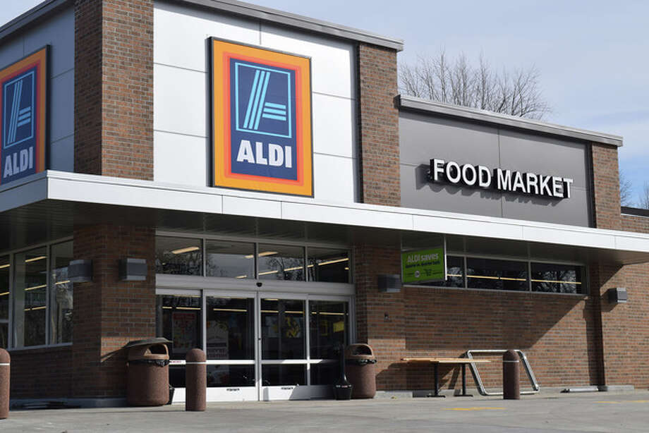 The Aldi at 329 E. Morton Ave. will reopen Monday. It has been closed since Dec. 31 to allow for renovation work. Photo: Greg Olson | Journal-Courier
