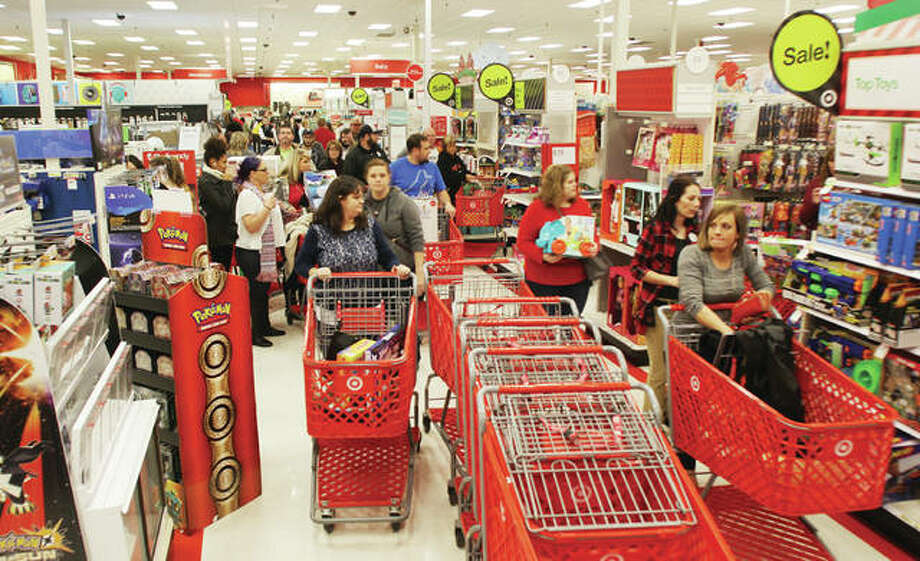 Here are a number of unusual things employees at Target have witnessed, from poorly planned shoplifting to guests snacking on snow. Photo: Scott Cousins | The Telegraph