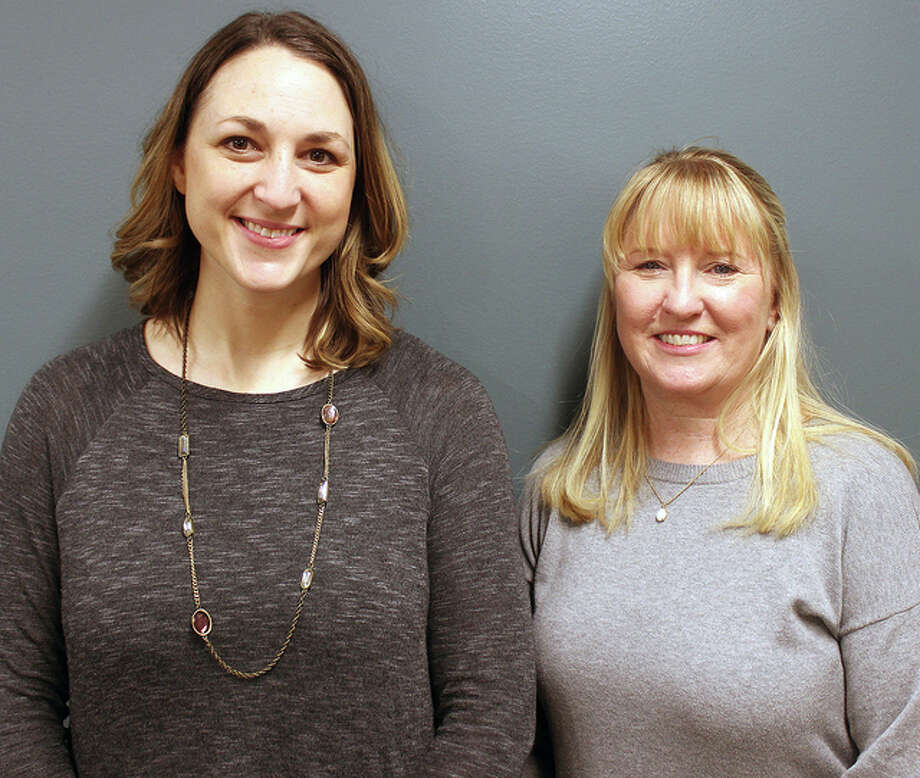 Photo provided Carrie Cole (left) and Ann Prather have joined the Passavant Area Hospital Foundation as trustees.