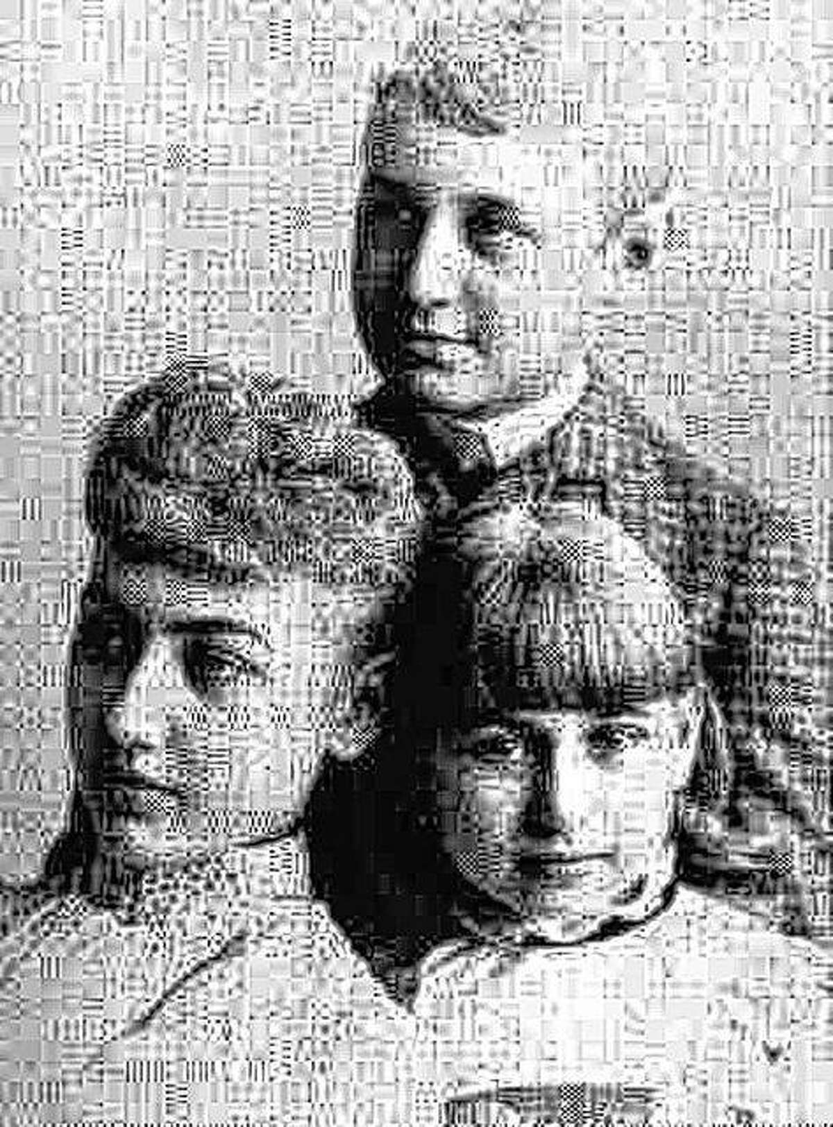 """Photo from arlingtoncemetery.net Abraham and Mary Todd Lincoln's grandchildren, Mary """"Mamie,"""" Abraham II """"Jack"""" and Jessie, in 1889. Jack died later that year at the age of 16."""