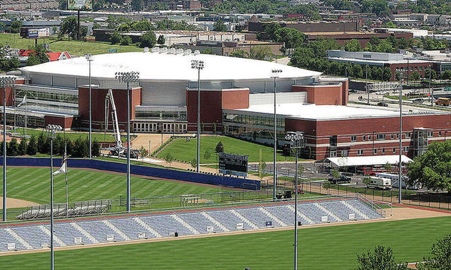 Saint Louis University has announced that it will install metal detectors at Chaifetz Arena. They are expected to be in place by Friday night's women's basketball game. Photo: SLU Photo