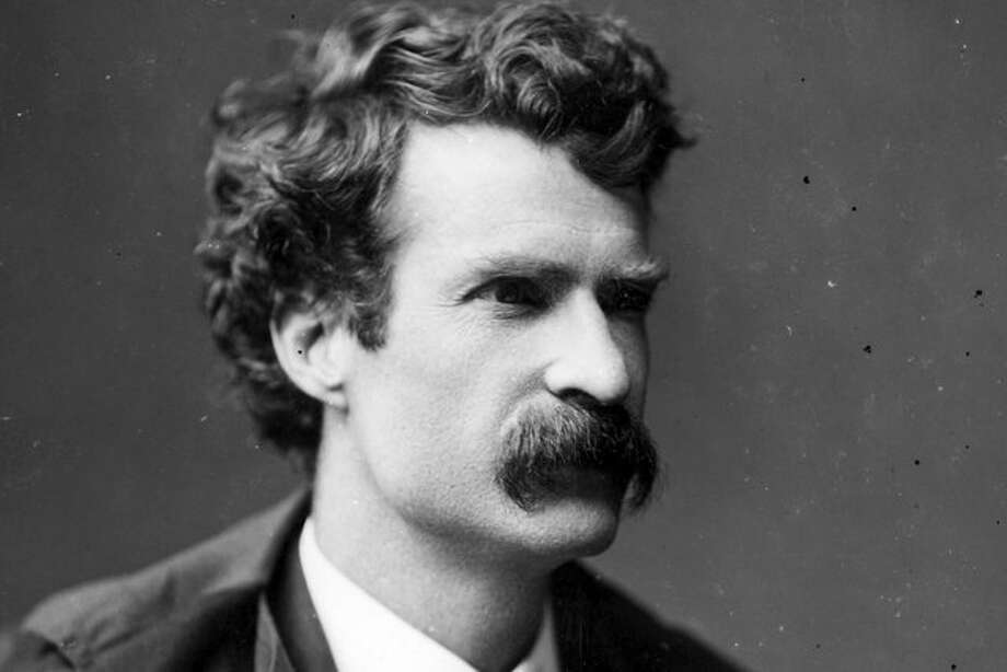 A young Mark Twain in an undated photo. Photo: Openculture.com